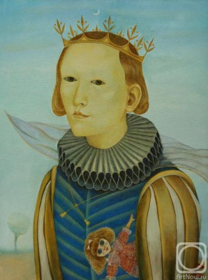 Ира Зайцева. Принц луны и куклы