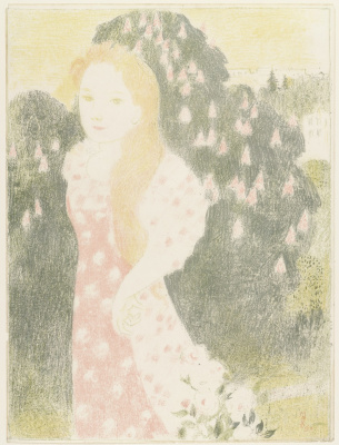 Maurice Denis. The Twilights Have the Softness of an Old Painting