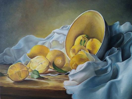 Polina Komkova. Lemons
