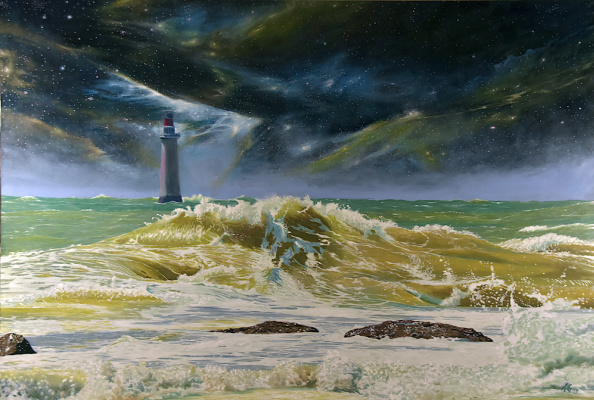 Goran Vojinovic. Lighthouse