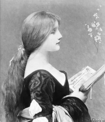 Jules Joseph Lefebvre. Venetian girl
