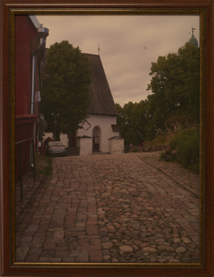 K. Grechuk. Old city