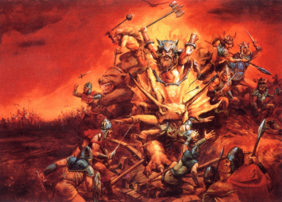 Джефф Исли. Кровавые войны
