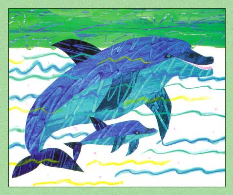 Карл Эрик. Дельфины