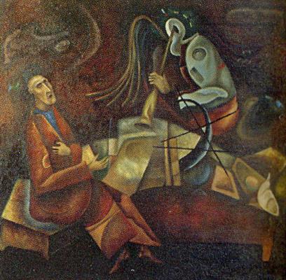 Марк Владимирович Макаров. Явление