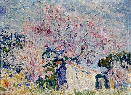 Paul Signac. Spring in Provence