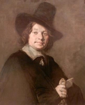 Франс Хальс. Портрет мужчины