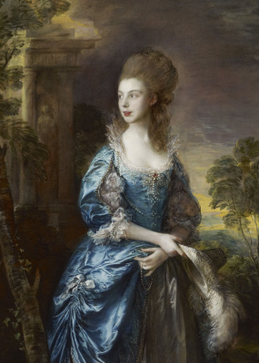 Thomas Gainsborough. The Honourable Francis