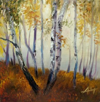 Alexey Chernov. Autumn. Etude