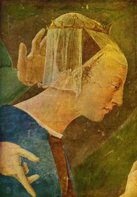 Пьеро делла Франческа. Царица Савская