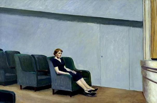 Edward Hopper. Intermission