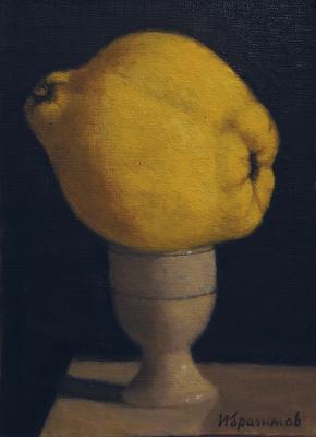 Alexander Ibragimov. Important fruit.