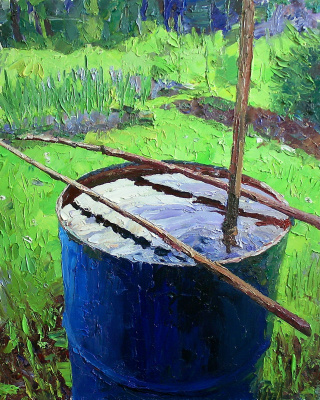 Michael Mine. Barrel