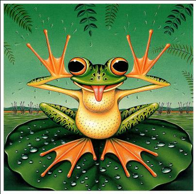 Джеймс Марш. Принц-лягушка