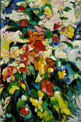 Морис де Вламинк. Цветы