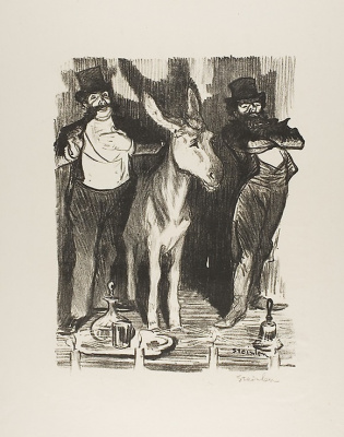 Theophile-Alexander Steinlen. For voters