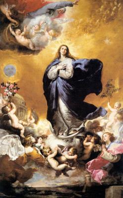 Jose de Ribera. Virgin