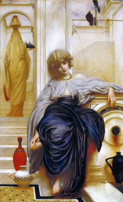 Frederic Leighton. Song without Words