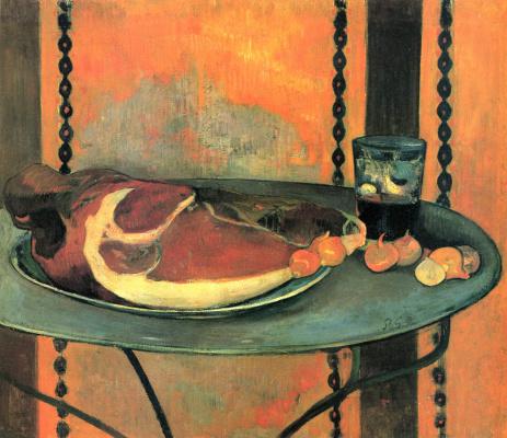 Paul Gauguin. Ham