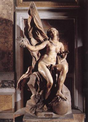 Gian Lorenzo Bernini. Truth Unveiled by Time
