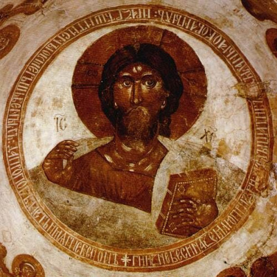 Theophanes Greek. Christ Pantocrator