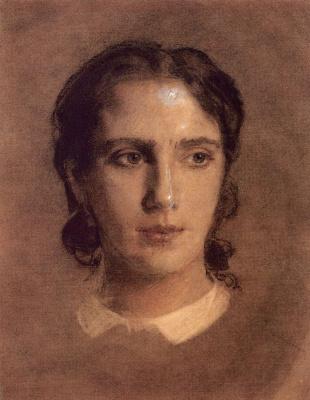 Иван Николаевич Крамской. Портрет Софьи Николаевны Крамской