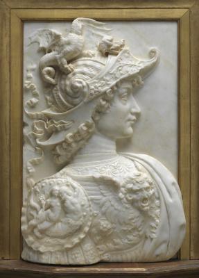 Андреа дель Вероккьо. Alexander the Great