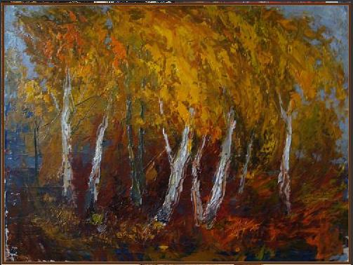 Виктор Петруленков. Осень