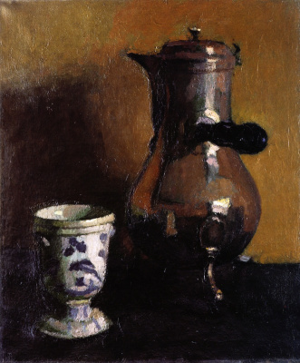 Albert Marquet. Coffee pot