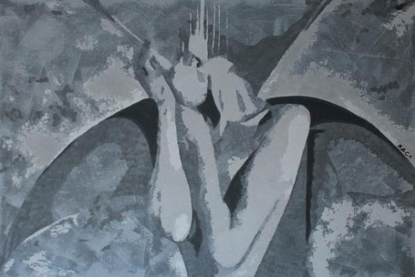 Catherine Slyunin. Wings