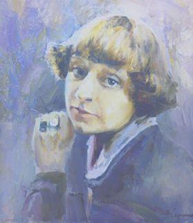 Valentina Ivanovna Safina. Marina