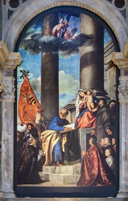 Madonna di Ca' Pesaro