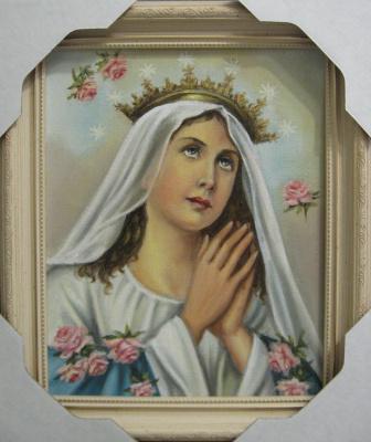 Ядвига Сенько. Virgin Mary Queen of the World