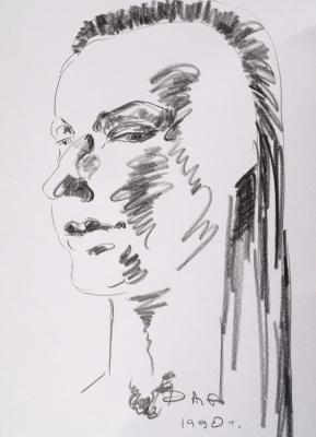 Alexander Ocher Kandinsky-DAE. Nastya