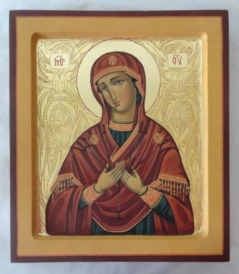 Богородица Семистрельная