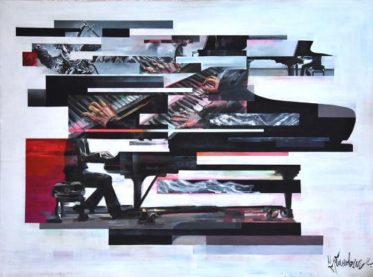 Evgeny Urbanovich. Suite. Symphony of spirit and pixel