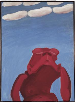 Maria Lassnig. Dream