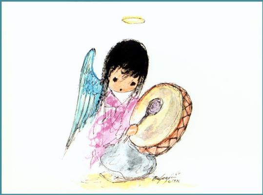 Тед Дегразиа. Мечты ангела