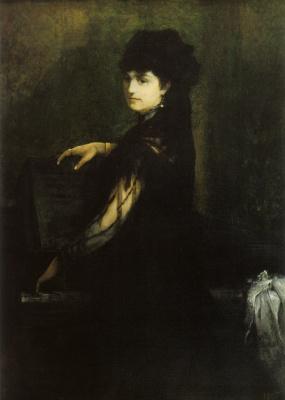 Hans Makart. Amalia