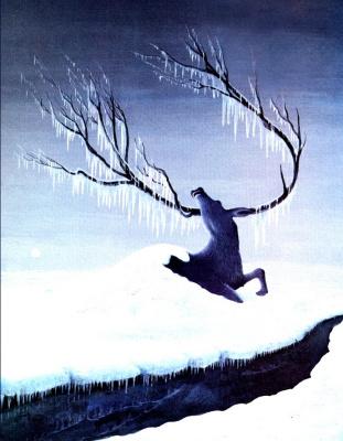 Фредерик Климента. Принц зимы 4