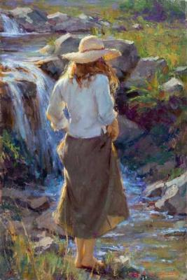 Брайс Листон. Хрустальный водопад