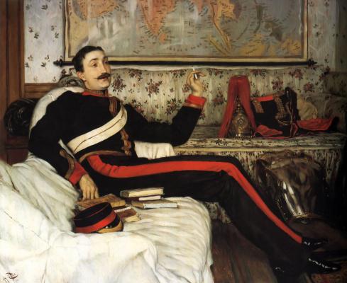 Полковник Фридрих Густав Барнаби
