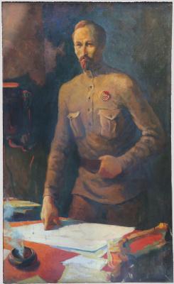 Alexandrovich Rudolf Pavlov. Dzerzhinsky F.E.