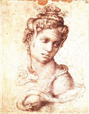 Michelangelo Buonarroti. Cleopatra