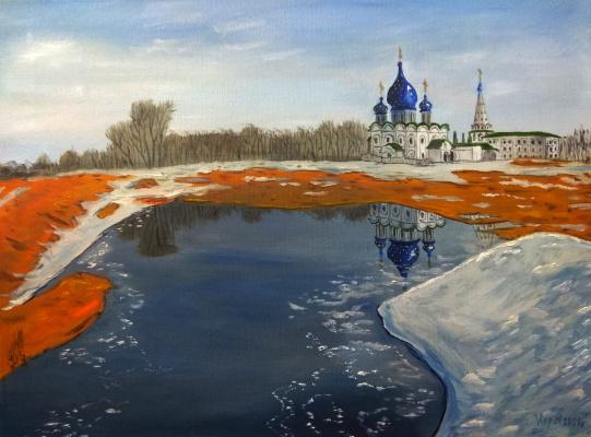 Vladimir Adamovich Ropot. Awakening