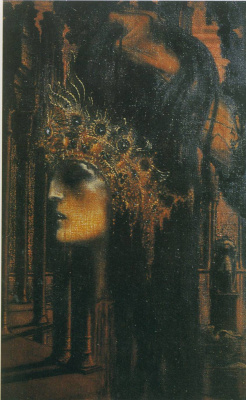 Jean Delville. The End of the Kingdom