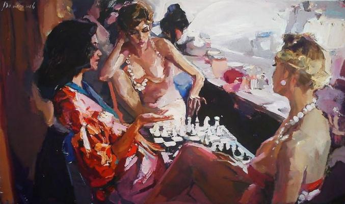 Renat Ramazanov. Chess