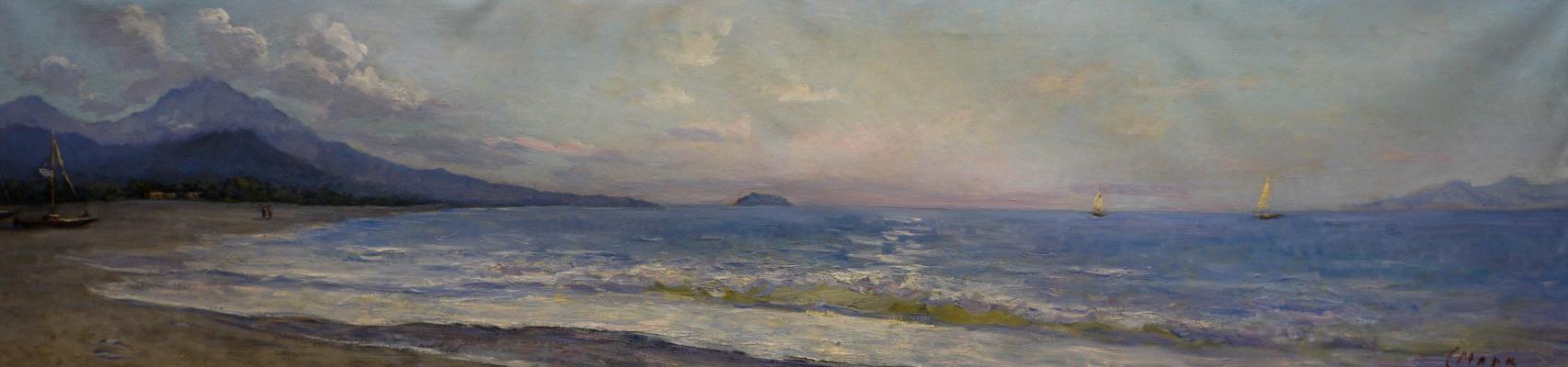 Марк Смирнов. Утро у моря