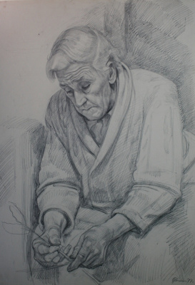 Дмитрий Дмитриевич Жилинский. Мать
