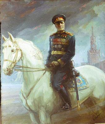 Vladimir Alekseevich Bernadin. Morning Wins